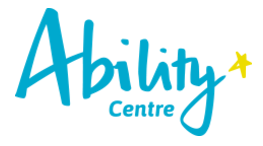 Ability Centre is a member of Ability First Australia